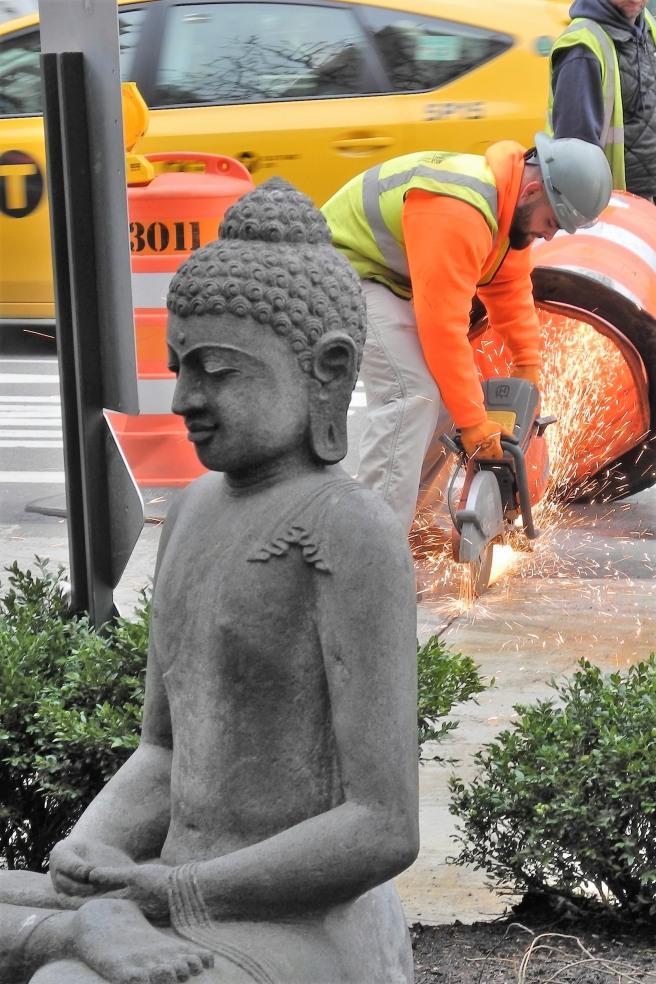 Buddha in Chelsea